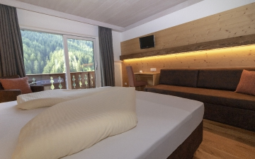 Double room guesthouse